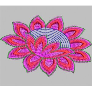 Sequin Embroidery designs 5