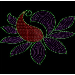 Sequin Embroidery designs 25