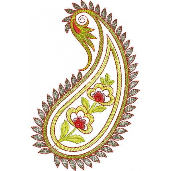 Indian Embroidery Designs 229