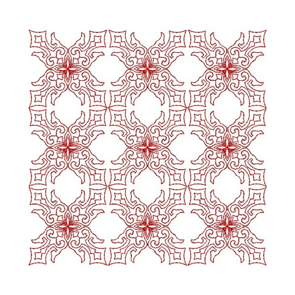 Indian Embroidery Designs 254