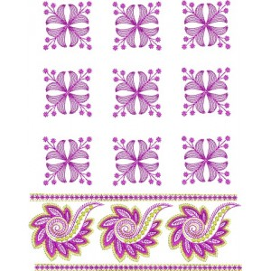 Indian Embroidery Designs 284