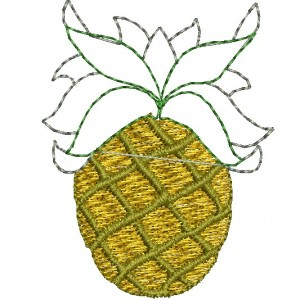 Fruits Vegetables Embroidery Designs Embroideryshristi