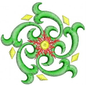 New Embroidery designs 1