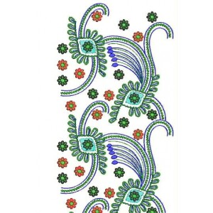Nice Machine Embroidery Design 2