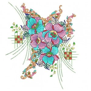 Embroideryshristi Special Sequin Embroidery