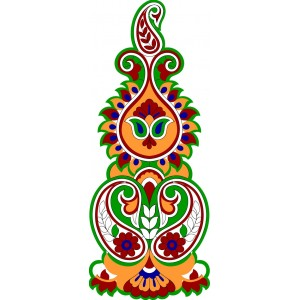 Indian Butta Free Clipart 1