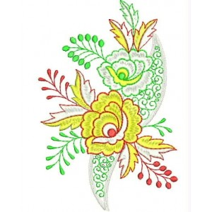 Flora Shristi Embroidery Designs 52