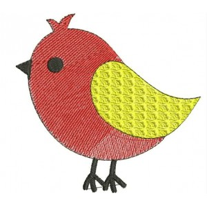 Bird embroidery designs 2051