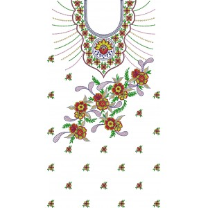 Beautiful Machine Embroidery Designs2094