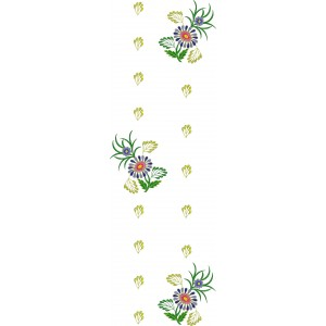 Butta Embroidery Design 1
