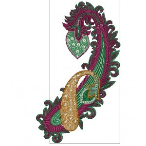 Patch Embroidery Designs 2