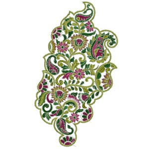 Patch Embroidery Design10