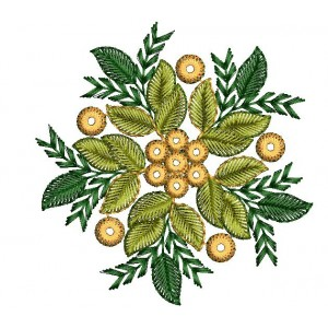 4x4 Floral Embroidery Designs 06