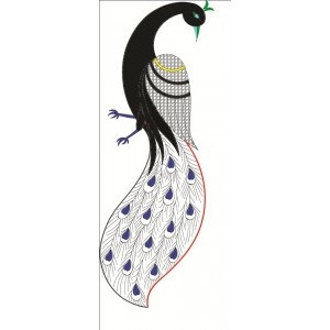 Peacock Free Clipart 49