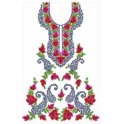 New Indian Embroidery Suit Designs 5