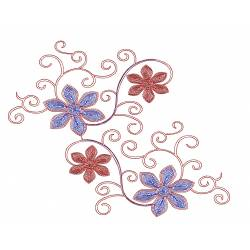 All Over Embroidery Design