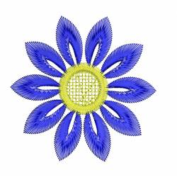 Floral Embroidery Design 1