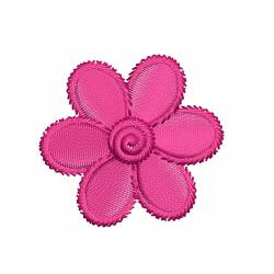 Cute 2x2 Embroidery Flower Design