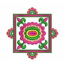 Quilt Block Embroidery Design