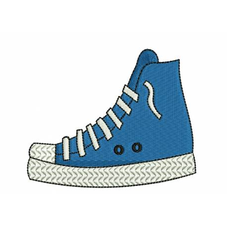 Shoes Embroidery Design