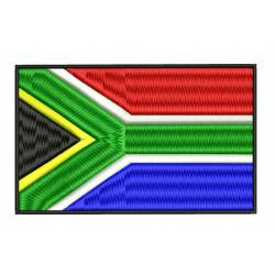 South Africa Embroidery Design
