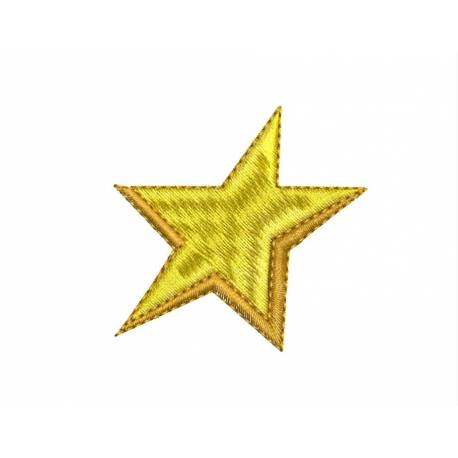 Star Embroidery Design