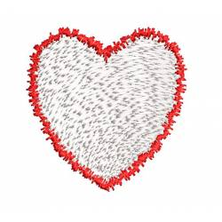 Heart EmbroideryDesign3