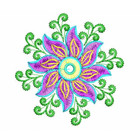 Nice Flower 2021 Machine Embroidery design
