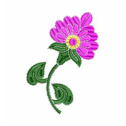 Latest Beautiful Blooming Flower Embroidery